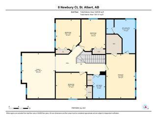 Photo 46: 8 Newbury Court: St. Albert House for sale : MLS®# E4239943