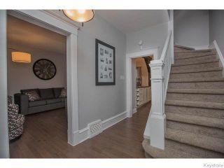 Photo 14: 757 Ashburn Street in WINNIPEG: West End / Wolseley Residential for sale (West Winnipeg)  : MLS®# 1527184
