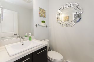 """Photo 9: 3 3400 DEVONSHIRE Avenue in Coquitlam: Burke Mountain Townhouse for sale in """"Colborne Lane"""" : MLS®# R2404038"""