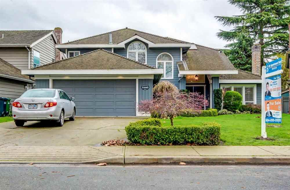 Main Photo: 5580 WOODPECKER DRIVE in Richmond: Westwind Home for sale ()  : MLS®# R2048978