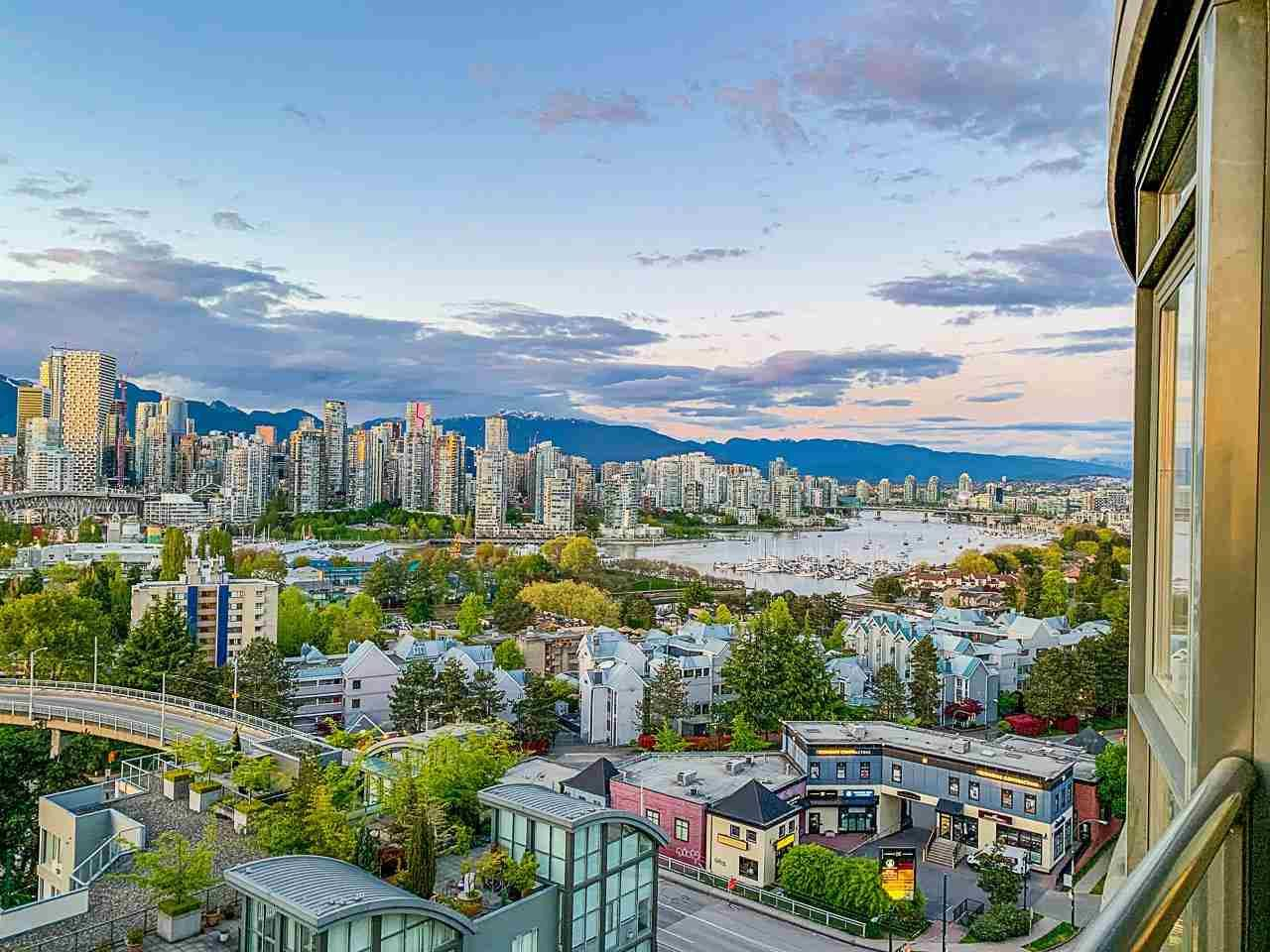 Main Photo: 1302 1428 W 6TH AVENUE in Vancouver: Fairview VW Condo for sale (Vancouver West)  : MLS®# R2586782