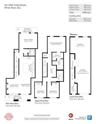 "Photo 24: 4 1450 VIDAL Street: White Rock Townhouse for sale in ""DEVON"" (South Surrey White Rock)  : MLS®# R2568359"