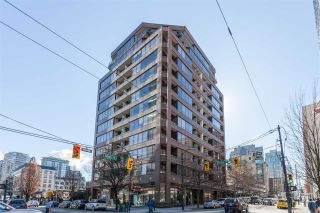 "Photo 1: 205 1010 HOWE Street in Vancouver: Downtown VW Condo for sale in ""1010 HOWE"" (Vancouver West)  : MLS®# R2141634"