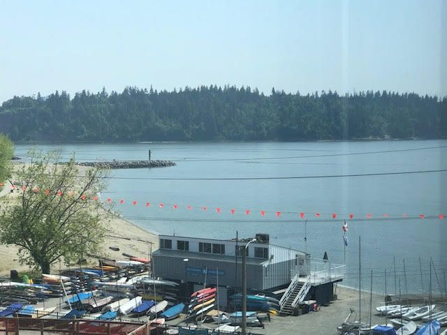 Photo 1: Photos: 502-1355 Bellevue Ave in West Vancouver: Ambleside Condo for rent