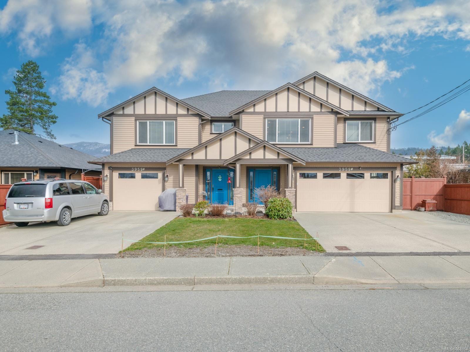 Main Photo: 3959 Compton Rd in : PA Port Alberni Full Duplex for sale (Port Alberni)  : MLS®# 868804