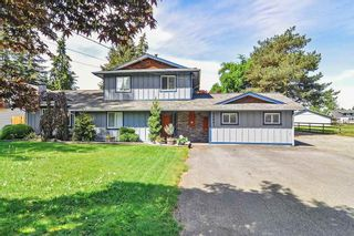 Photo 1: 24861 56 Avenue in Langley: Salmon River House for sale : MLS®# R2370533
