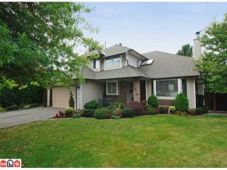 """Photo 1: 3375 197TH ST in Langley: Brookswood Langley House for sale in """"MEADOWBROOK"""" : MLS®# F1224556"""