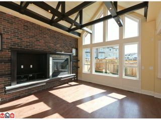"""Photo 4: 16218 25TH Avenue in Surrey: Grandview Surrey House for sale in """"MORGAN HEIGHTS"""" (South Surrey White Rock)  : MLS®# F1022135"""