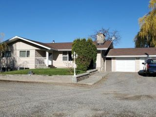Main Photo: 3533 TRANQUILLE ROAD in Kamloops: Brocklehurst House for sale : MLS®# 161555