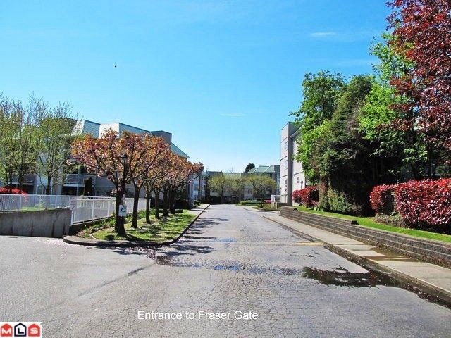 """Main Photo: # 203 - 9767 140TH ST in Surrey: Whalley Condo for sale in """"FRASER GATE"""" (North Surrey)  : MLS®# F1406898"""