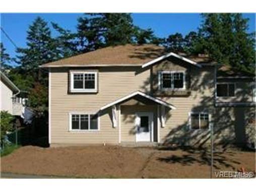 Main Photo: 645 Lampson St in VICTORIA: Es Old Esquimalt Half Duplex for sale (Esquimalt)  : MLS®# 447468