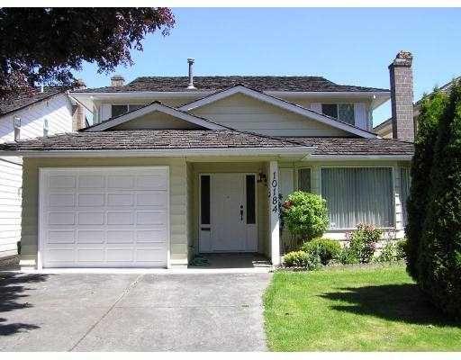 Main Photo: 10184 LAWSON DR in Richmond: Steveston North House for sale : MLS®# V541596