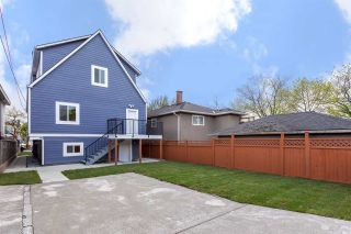 Photo 20: 2505 E GEORGIA STREET in Vancouver: Renfrew VE House for sale (Vancouver East)  : MLS®# R2176583