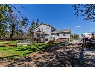 """Photo 39: 30886 DEWDNEY TRUNK Road in Mission: Stave Falls House for sale in """"Stave Falls"""" : MLS®# R2564270"""