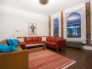 """Main Photo: 6 229 CARRALL Street in Vancouver: Downtown VW Condo for sale in """"Bodega Studios"""" (Vancouver West)  : MLS®# V1112763"""