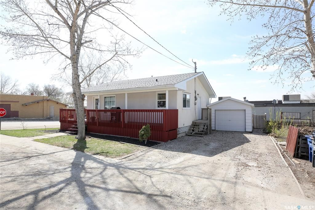 Main Photo: 13 Tennant Street in Craven: Residential for sale : MLS®# SK870185