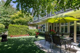 """Photo 32: 122 15500 ROSEMARY HEIGHTS Crescent in Surrey: Morgan Creek Townhouse for sale in """"THE CARRINGTON"""" (South Surrey White Rock)  : MLS®# R2493967"""