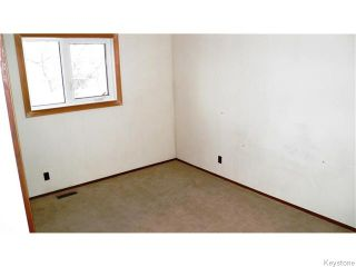 Photo 13: 1170 Somerville Avenue in WINNIPEG: Manitoba Other Residential for sale : MLS®# 1604854