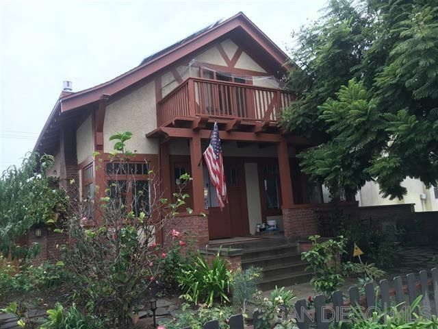 Main Photo: MISSION HILLS House for sale : 3 bedrooms : 3830 1st Ave. in San Diego