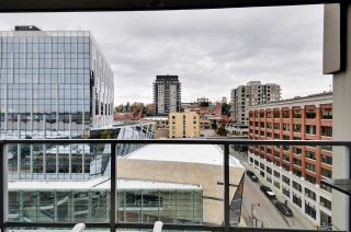 Photo 9: 1004 14 BEGBIE STREET in New Westminster: Quay Condo for sale : MLS®# R2219894