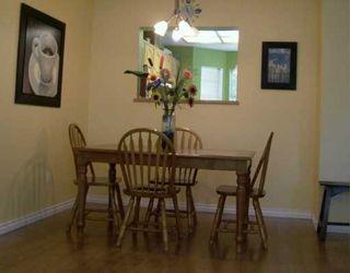 """Photo 4: 17 11580 BURNETT ST in Maple Ridge: East Central Townhouse for sale in """"CEDAR ESTATES"""" : MLS®# V603724"""