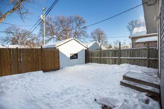 Photo 29: 57 Harrowby Avenue in Winnipeg: St Vital Residential for sale (2D)  : MLS®# 202103253