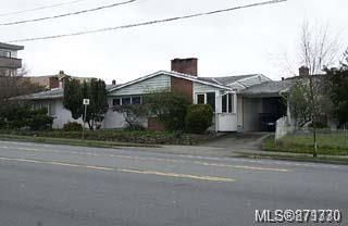Main Photo: 1139 Hillside Ave in : Vi Hillside Full Duplex for sale (Victoria)  : MLS®# 871330