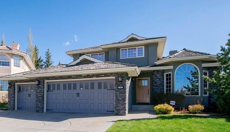 Main Photo: 158 SIENNA HILLS Drive SW in Calgary: Signal Hill Detached for sale : MLS®# A1102232