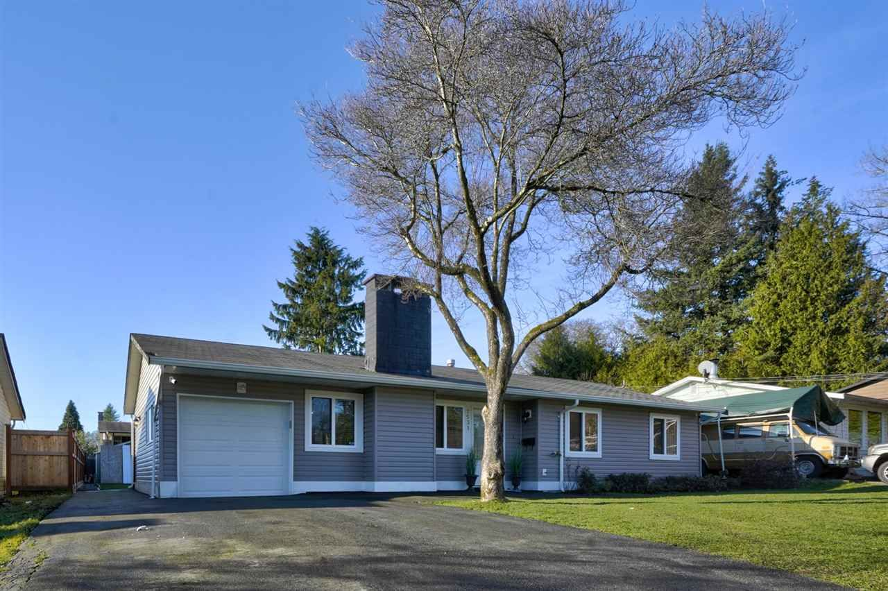 "Main Photo: 7531 LEE Street in Mission: Mission BC House for sale in ""WEST HEIGHTS-WEST OF CEDAR"" : MLS®# R2530956"