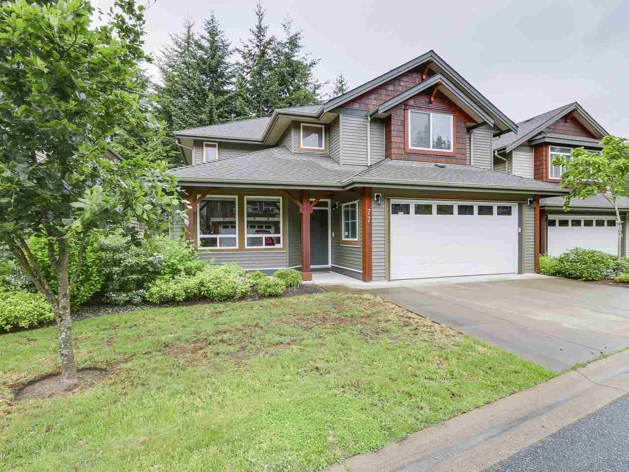 Main Photo: 77 1701 PARKWAY BOULEVARD in : Westwood Plateau House for sale : MLS®# R2247965