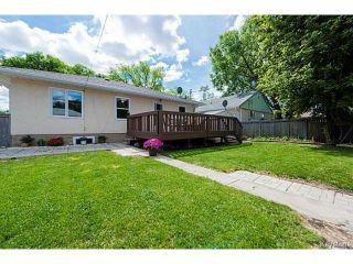 Photo 17: 119 Bank Avenue in WINNIPEG: St Vital Residential for sale (South East Winnipeg)  : MLS®# 1419669