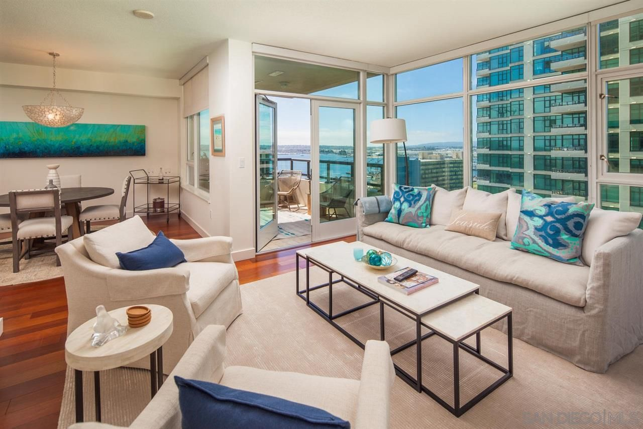 Main Photo: Residential for sale (Columbia District)  : 2 bedrooms : 1199 Pacific Highway #1702 in San Diego