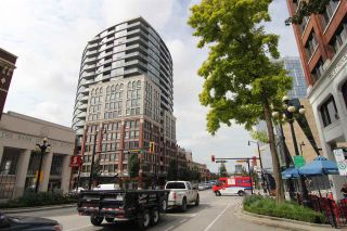 "Photo 1: 1003 14 BEGBIE Street in New Westminster: Quay Condo for sale in ""INTERURBAN"" : MLS®# R2084527"
