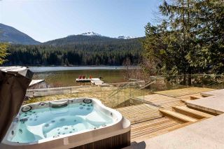 """Photo 17: 9229 LAKESHORE Drive in Whistler: Emerald Estates House for sale in """"WATERFRONT on Green Lake - Emerald Estates"""" : MLS®# R2572982"""