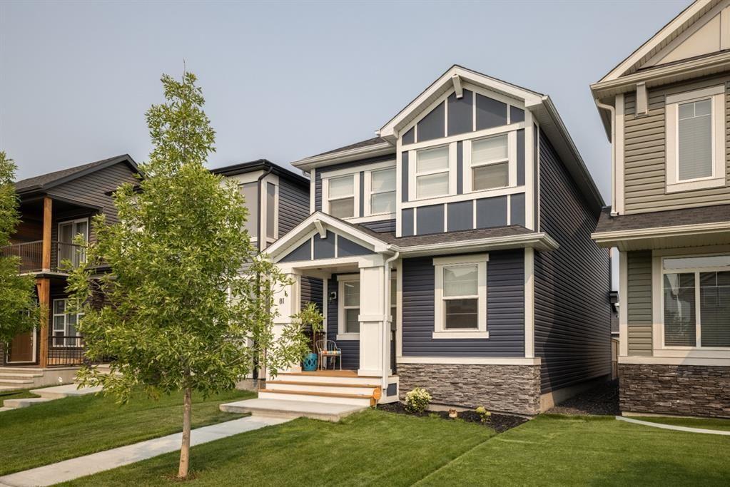 Main Photo: 81 Seton Manor SE in Calgary: Seton Detached for sale : MLS®# A1134436