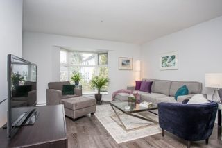 """Photo 1: 306 526 THIRTEENTH Street in New Westminster: Uptown NW Condo for sale in """"Regent Court"""" : MLS®# R2590917"""
