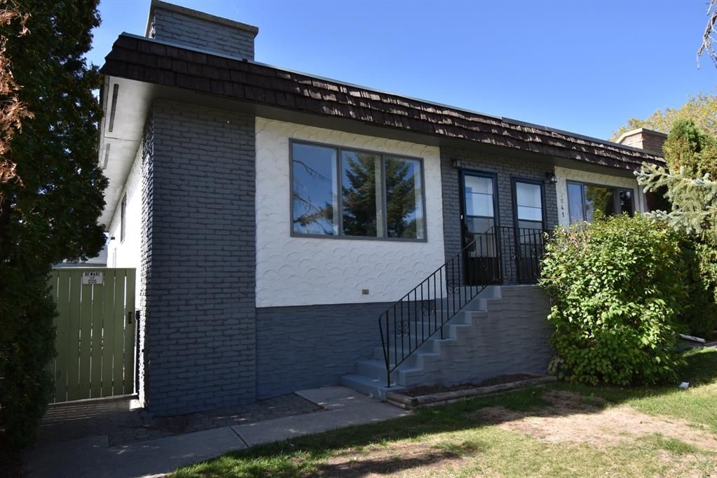 Main Photo: 7643 22A Street SE in Calgary: Ogden Semi Detached for sale : MLS®# A1146870