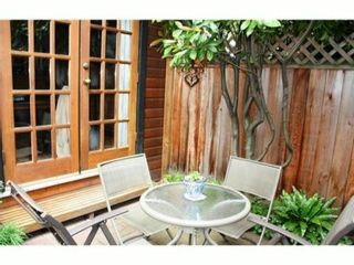 Photo 10: 2648 W 5TH Avenue in Vancouver: Kitsilano 1/2 Duplex for sale (Vancouver West)  : MLS®# V832162