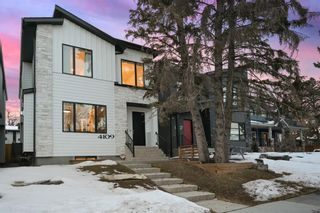 Main Photo: 4109 16A Street SW in Calgary: Altadore Detached for sale : MLS®# A1076526