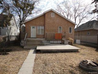 Photo 13: 155 Archibald Street in Winnipeg: St Boniface Residential for sale (2A)  : MLS®# 1809532
