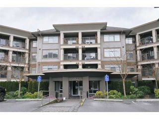 "Photo 1: 118 12248 224 Street in Maple Ridge: East Central Condo for sale in ""URBANO"" : MLS®# R2085589"