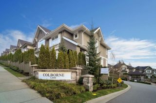 """Photo 23: 59 3400 DEVONSHIRE Avenue in Coquitlam: Burke Mountain Townhouse for sale in """"COLBORNE LANE"""" : MLS®# R2544177"""
