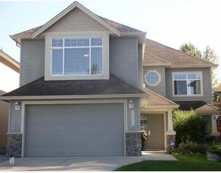 "Photo 1: 11484 228TH Street in Maple_Ridge: East Central House for sale in ""HERITAGE RIDGE"" (Maple Ridge)  : MLS®# V670451"