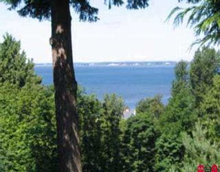 """Photo 1: 2579 CRESCENT DR in White Rock: Crescent Bch Ocean Pk. House for sale in """"CRESCENT HEIGHTS"""" (South Surrey White Rock)  : MLS®# F2612282"""