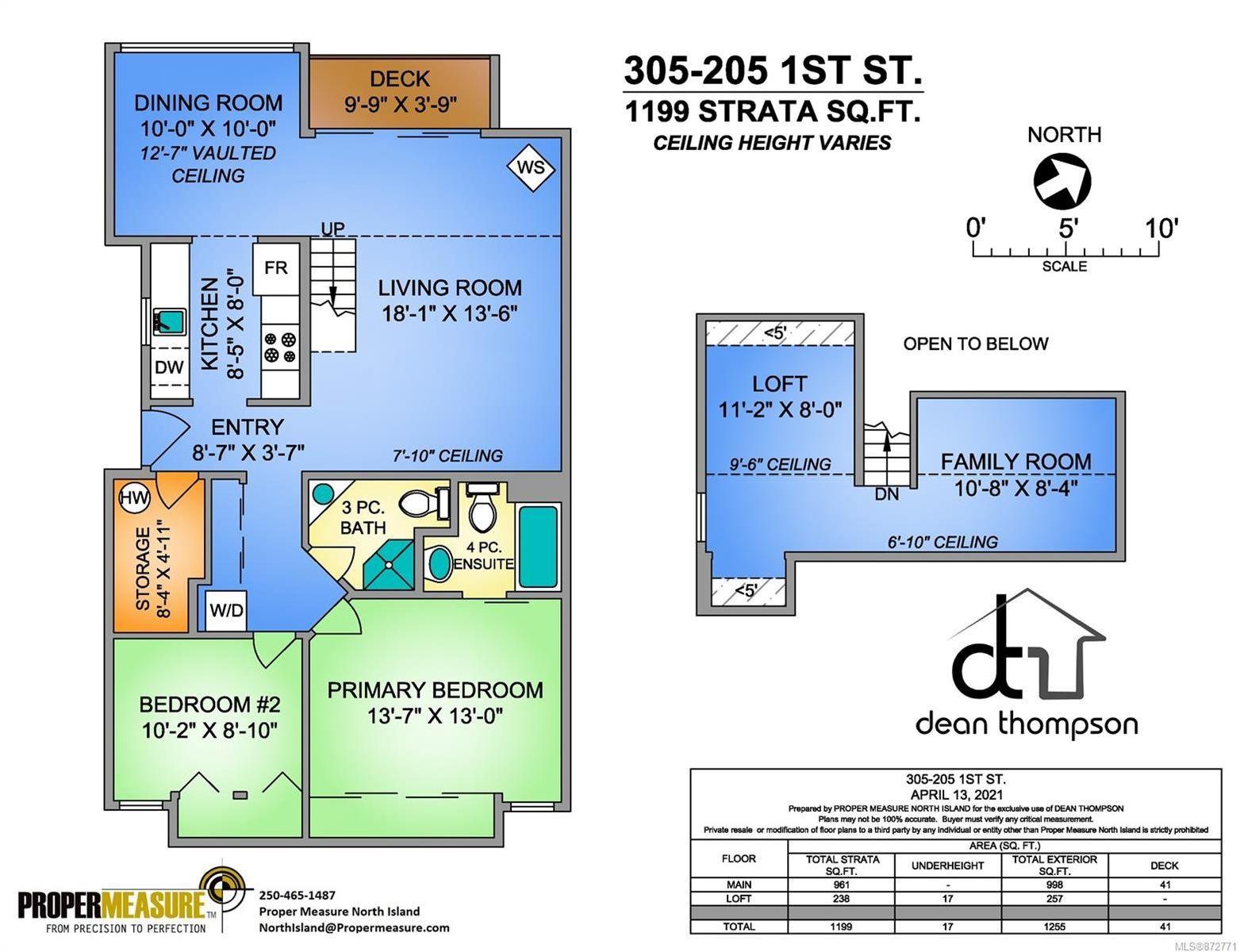 Photo 23: Photos: 305 205 1st St in : CV Courtenay City Condo for sale (Comox Valley)  : MLS®# 872771