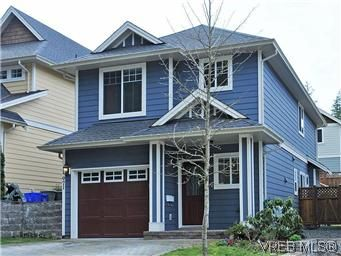 Main Photo: 971 Huckleberry Terrace in VICTORIA: La Happy Valley Residential for sale (Langford)  : MLS®# 306340
