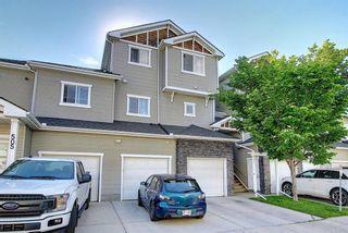Photo 2: 504 281 Cougar Ridge Drive SW in Calgary: Cougar Ridge Row/Townhouse for sale : MLS®# A1123514
