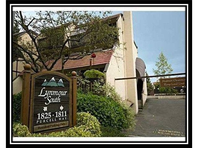 Main Photo: 39 1825 PURCELL Way in North Vancouver: Lynnmour Condo for sale : MLS®# V1057158