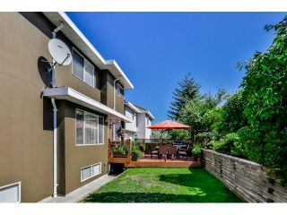 Photo 43: 1218 DEWAR Way in Port Coquitlam: Citadel PQ House for sale : MLS®# V1137461