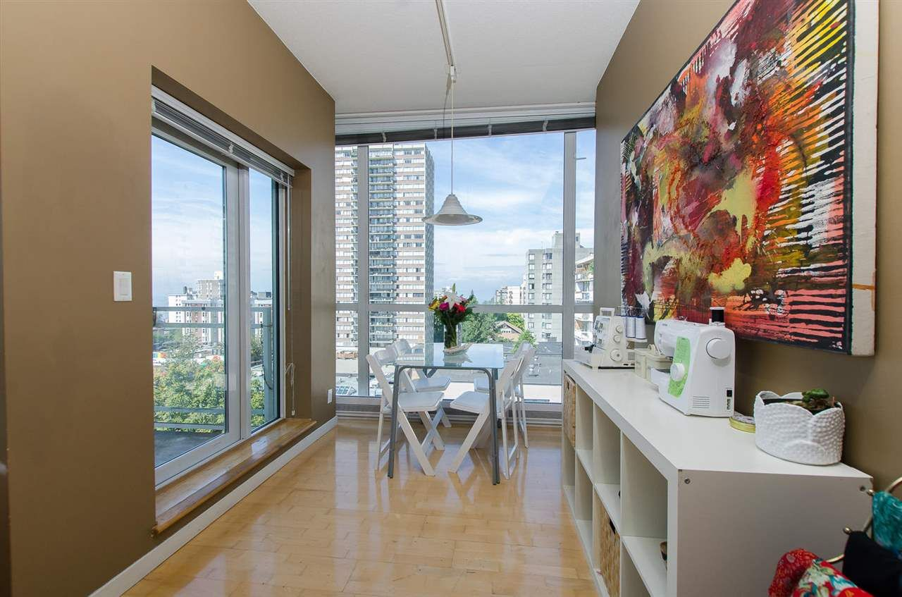 Photo 6: Photos: 802 1150 BUTE Street in Vancouver: West End VW Condo for sale (Vancouver West)  : MLS®# R2191092